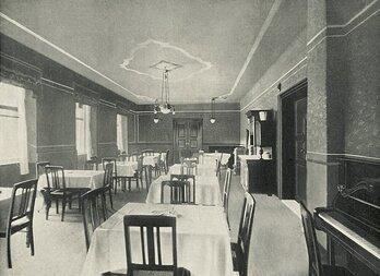 Innenraum Brauhof Bild 2