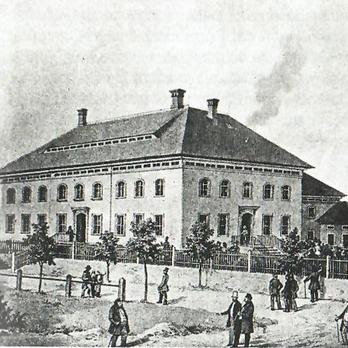 Freiberger Brauhof Geschichte Bild 1